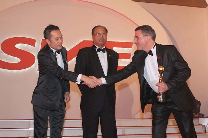 SME 2012 Awards Gala Dinner