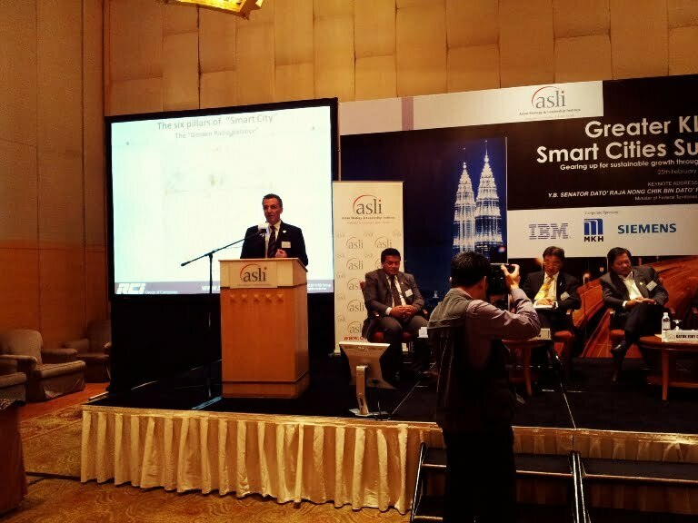Smart Cities Summit 2013 Conference