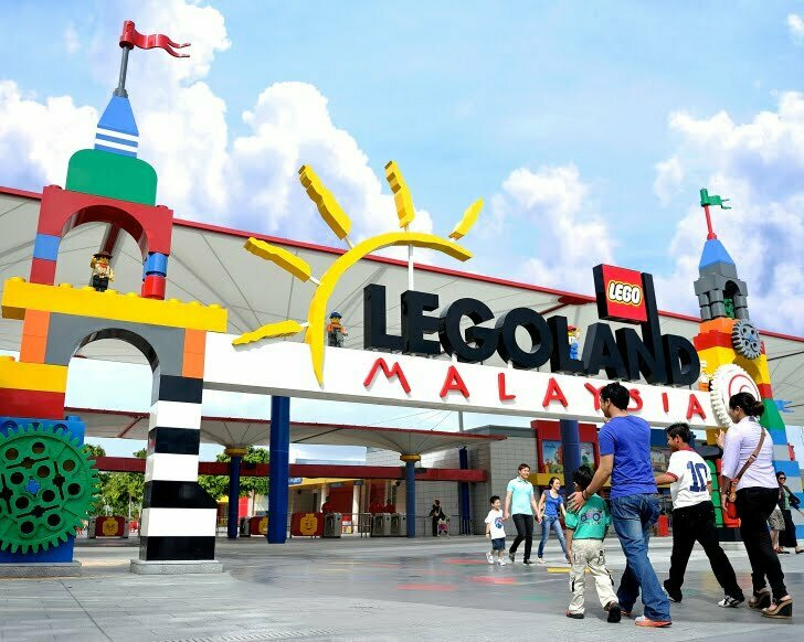 D'Lagoon at Iskandar Malaysia's best-kept secret due to its central location.