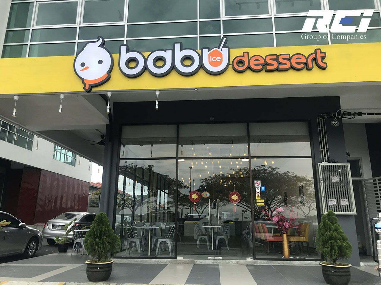 Babu Dessert, D'Lagoon Seri Austin, Johor