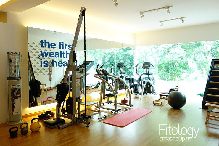 Fitology Fitness Centre, Fitness Centres in KL